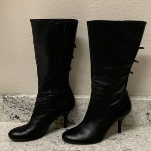 ANTONIO MELANI Shoes - Antonio Melani Black leather boots
